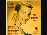 Pat Boone - Anastasia (1956)