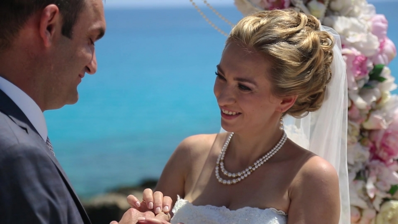 Наша свадьба. Кипр, Мыс Греко. Cyprus, Cape Greco (Kavo Gkreko - Κάβο Γκρέκο) and Blue Lagoon