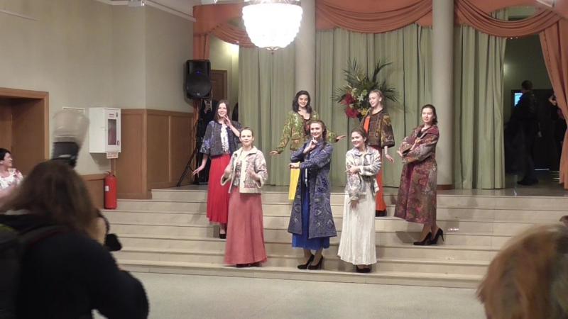 Театр моды Грации, старшая группа, 11.02.2016 КДЦ Московский