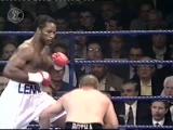 Lennox Lewis vs Frans Botha (15-07-2000)