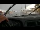 Торнадо в Хоторне ( Невада, США)