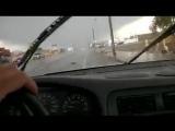 Торнадо в Хоторне Невада, США