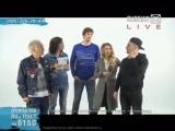 Программа Вконтакте Live на телеканале RussianMusicBox, 30 ноября 2015 года