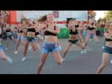 Студия танца Мастер(Белгород)-флешмоб(джаз-фанк)