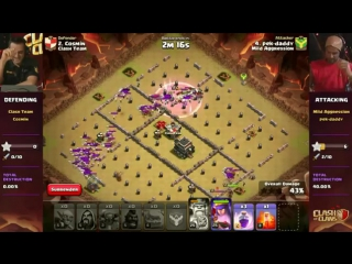 КВ против разработчиков! Секретные юниты и здания в clash of clans - YouTube