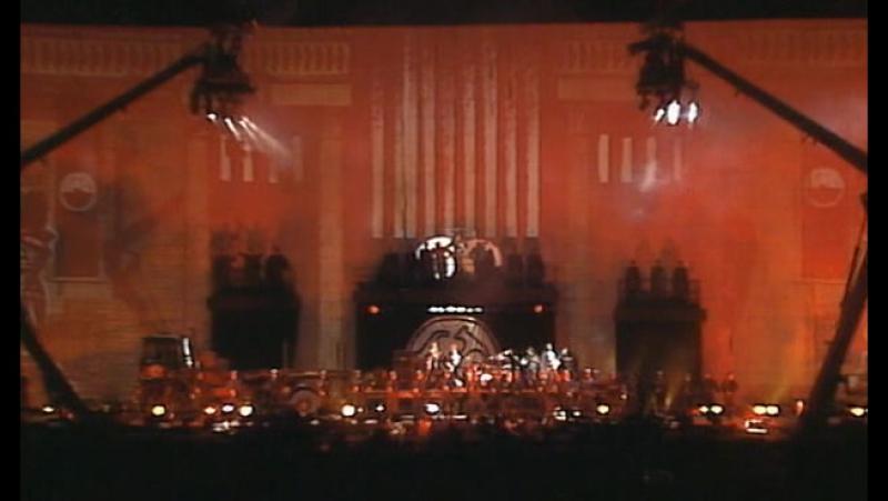 Роджер Уотерс.Пинк Флойд.Roger Waters.Pink Floyd The Wall live in Berlin 1990