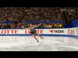 Kanako Murakami - Japanese Nationals 2013 SP