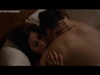Лиззи Каплан (Lizzy Caplan) голая в сериале