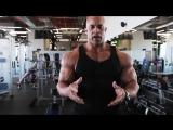 Мастер-класс Victor Martinez. Тренировка мышц груди