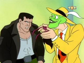 Маска 33 серия из 54 / The Mask: The Animated Series Episode 33 (1995 – 1997) Мама всей братвы
