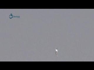 Террористы Из ИГИЛ Сбили Самолет ВВС США. Война в Сирии. ( 720p )