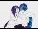Аниме клип про любовь-|Ты мой космос|