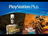 Бесплатные игры PS Plus в январе