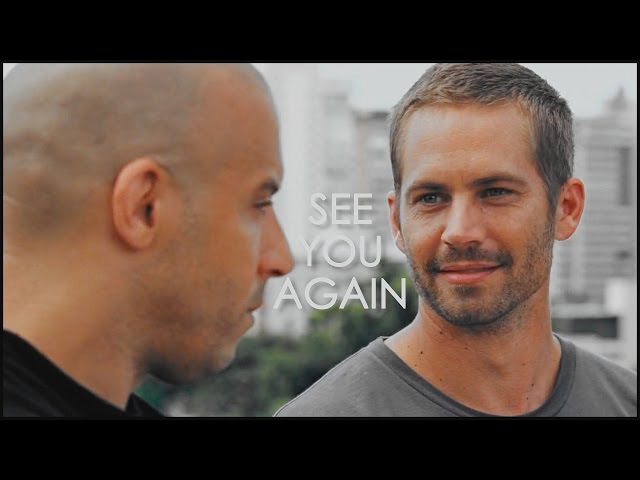 Brian Dom | See You Again, Brother [Paul Walker Tribute]