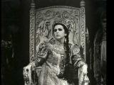 (BEST)Galina Vishnevskaya~Marfa's Mad Scene-Tsar's Bride-FINAL Part 2