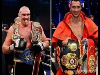 Wladimir Klitschko vs Tyson Fury /// Владимир Кличко vs Тайсон Фьюри 2015