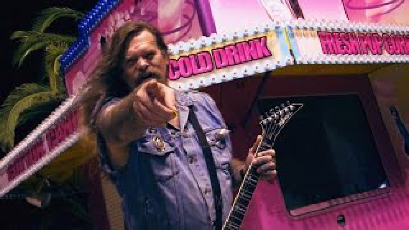 Chris Holmes - Let It Roar (Official Music Video)