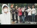 [SSTV 영상] 성규(인피니트)-몬스타엑스-세븐틴-히스토리, 패셔너블한 출근길, '시&#49
