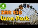 ✔ Квадрокоптер ZMR250 AT9 - Летаем в Луна-парке Зимой!