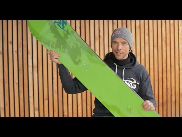 Sigi Grabner presents CULT - easy funcarving for everyday by SG Snowboards