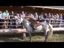Мастер-класс по работе с лошадью в Слободе Германа Стерлигова