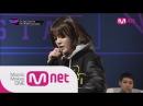 Unpretty Rapstar ep 02 Jimin 민 솔로배 53