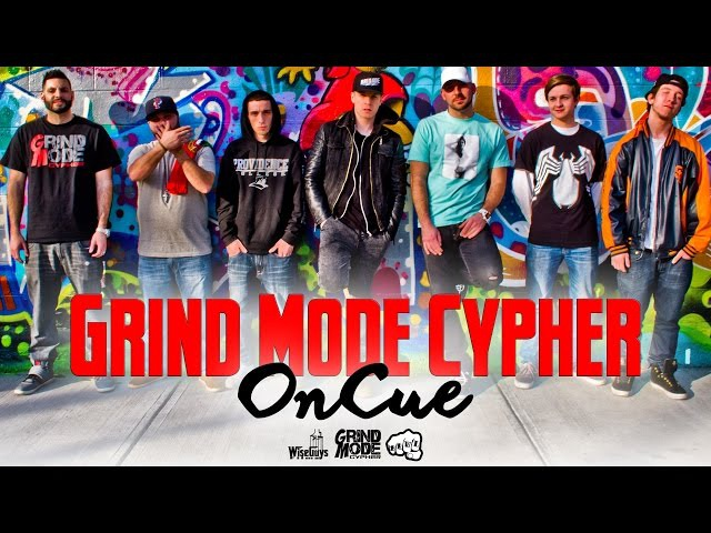 OnCue - Grind Mode Cypher
