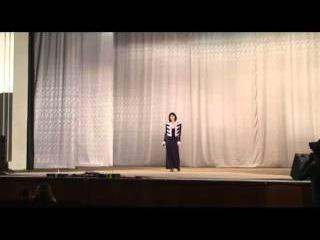 Случайная любовь Полшкова В В Лауреат II ст Арт Триумф Пенза 2015