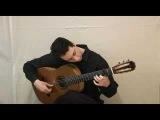 Spanish Guitar Granadina by Carlos Montoya