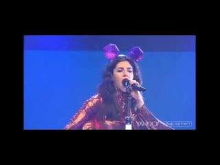 Marina & The Diamonds - Neon Nature Tour (5/11/2015 House of Blues Boston, Boston, MA)