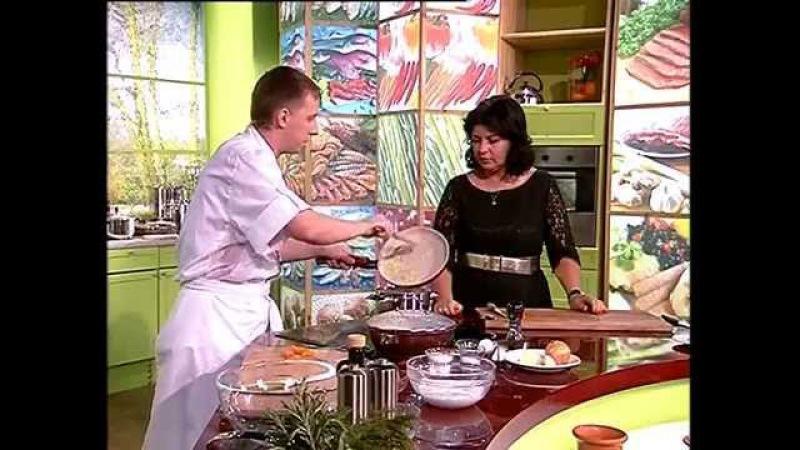 Белорусская кухня_Суп_Морква_и_колдуны