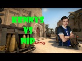 CSGO POV Titan kennyS vs NiP (2713) mirage @ FACEIT 2015