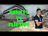 CSGO POV Titan kennyS vs FlipSid3 (2618) cache @ DreamHack Open Summer 2015