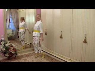 Летние брюки от Ольги Никишичевой
