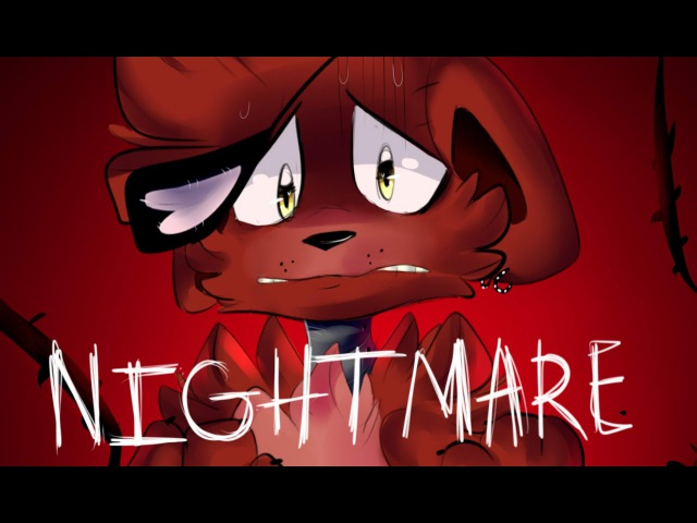 ◄N I G H T M A R E► (FNAF Lyric Video) [8k Sub Special] (OLD)