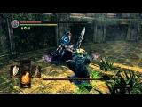 Dark Souls: Убиваем Арториаса Путника Бездны