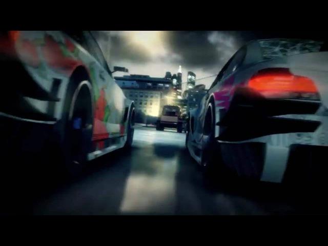 Blur Game Trailer HD Feb 2010 Xbox 360 Exclusive