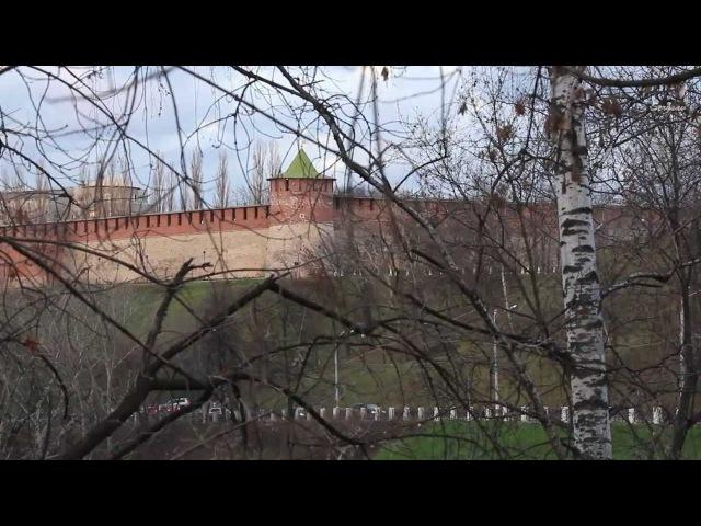 Песня - легенда Коромыслова башня - по Нижнему Новгороду!