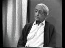 Джидду Кришнамурти и Дэвид Бом Беседа №5