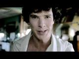 Sherlock BBC - Я не хочу без тебя спать