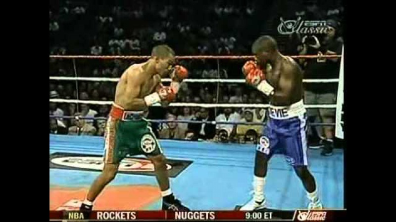 Jose Luis Castillo vs Stevie Johnston 2