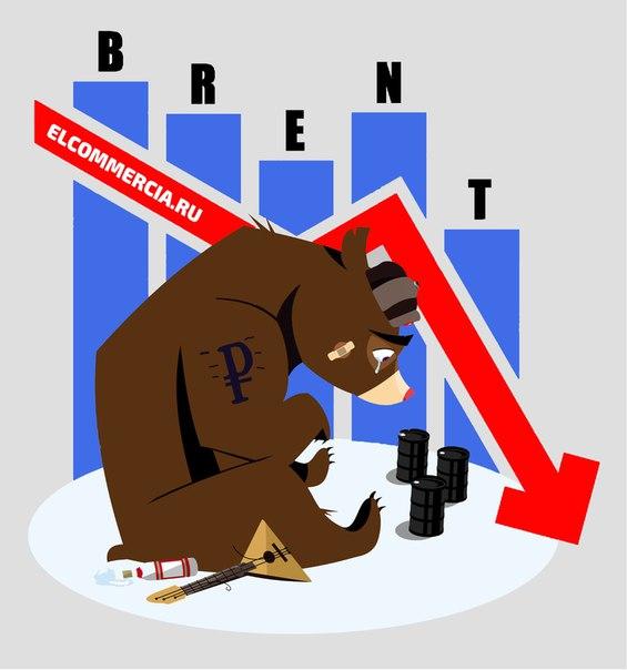 Уже до обеда, стоимость нефти успела понизиться на -1,36%. Но после 12