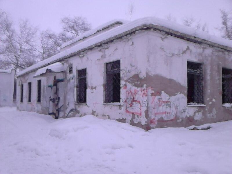 Заброшенная кухня с подвалом(Самарская обл.)