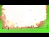 Explosion Green Screen effect  download