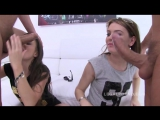 Timea Bella and Anita Bellini Double Anal Penetration, Anal, Group, Legal Teen, Facial, Cum in Mouth, BJ, Gape, Gonzo