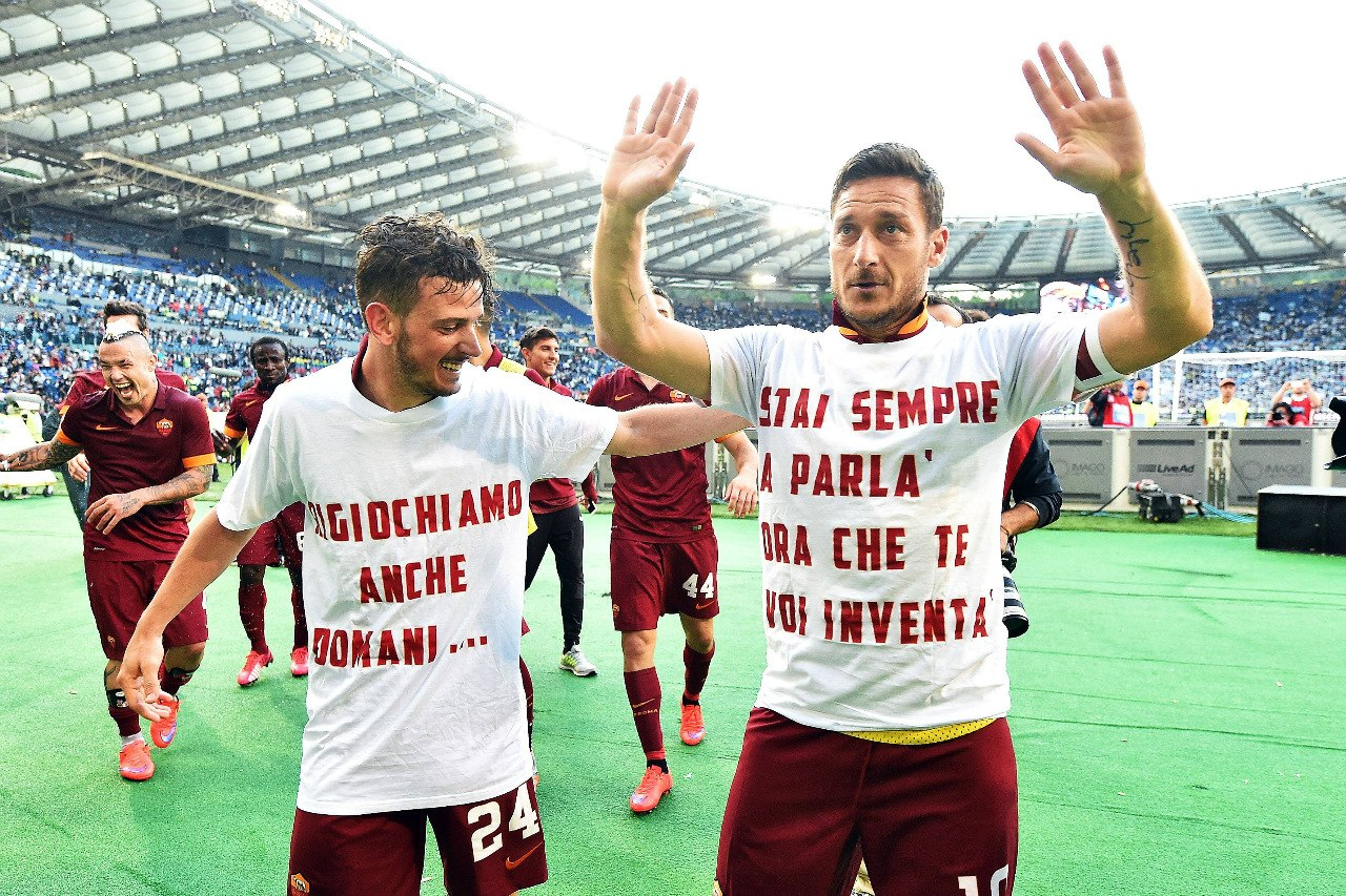 Рома, серия А Италия, Франческо Тотти, Лацио, фото