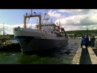 корабль БМРТ Антур