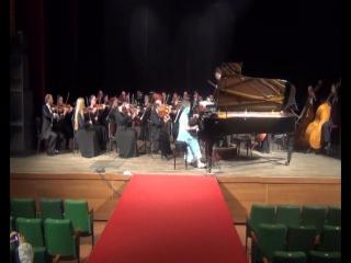 Анна Маркова+Симфонический оркестр Тамбовской области