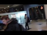 Самолет в Домодедово пришлось задержать из-за американского бойца Джеффа Монсона
