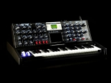 Moog Voyager Synthesizer - Nu-Disco Demo, by al l bo
